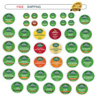 KEURIG Green Mountain Coffee K-Cups YOU PICK THE FLAVOR & Range Free Shipping