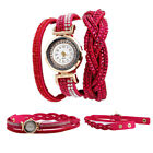 Rhinestones Bracelet Quartz Bracelet Watch Wrist Watch Woman Fashion 1 Pcs