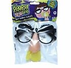 Bubble Blowing Snot Glasses