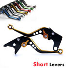 Short Edging colored Brake Clutch Levers For Honda CBR1100XX/ST1300A/CB1300