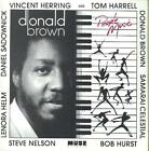 DONALD BROWN (PIANO) - PEOPLE MUSIC NEW CD