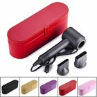 PU Leather Travel Carry Storage Case Box For Dyson HD01 Supersonic Hair Dryer