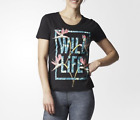 Adidas Women's The Go To Tee Wild Life Graphic Tee