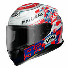 Shoei NXR Marquez Power Up Red/White/Blue