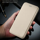 Gold Premium Luxury Leather Flip Wallet Book Case Cover For Samsung Galaxy