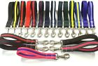 25mm Soft Cushioned Short Close Control Dog Training Lead,Leash Various Sizes