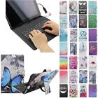 For Huawei Mediapad M2 7.0 PLE-703L USB Andriod Tablet Keyboard Case Cover Flip
