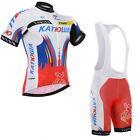 2017 summer Men styles Shirt cycling jersey bib shorts Set Outdoor Clothing RR09