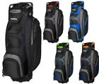 Bag Boy Defender Cart Bag Golf Bag Full Length Individual Dividers 2018 New!