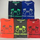 Boy's Youth Under Armour Heat Gear Loose Fit Sleeveless Shirt