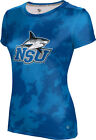ProSphere Girls' Nova Southeastern University Grunge Shirt (Apparel) (NSU)