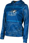 ProSphere Girls' Nova Southeastern University Ripple Hoodie Sweatshirt (Apparel)