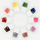 SEP Beauty Liquid Sticker Nail Polish 9.5ml 18 Colors Easily Removed