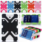 US Shockproof Silicone Stand Case For  Amazon Kindle Fire 7 8 10 inch Tablet NEW