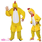 ADULT KIDS CHICK CHICKEN BIRD EASTER ANIMAL FARMYARD FANCY DRESS COSTUME OUTFIT