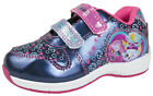 Shopkins Glitter Trainers SPK Skate Shoes Shoppies Sports Pumps Girls Shoes Size