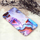Shockproof Soft IMD Smooth Marble 7 Phone Case Cover For iPhone 7 Protective New