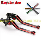 Edging-colored Brake Clutch Levers For MV Agusta F3 675/800/Ago/RC (2013-2017)