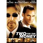 Two for the Money (DVD, 2006, Anamorphic Widescreen)