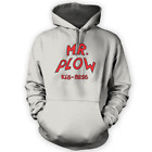 Mr Plow Hoodie -x12 Colours- Gift Present Funny Truck TV Snow Prop Meme