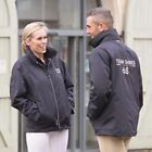 SHIRES UNISEX TEAM TRAINING JACKET NAVY