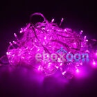 40/80/100/200 LED Fairy String Lights Wedding Party Xmas Garden Decor Waterproof