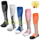 3 Pairs 20-30 mmhg Sports Knee High Compression Socks for Recovery & Performance