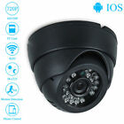 CCTV WiFi Wireless HD 720P Mini IP Camera Security Network System Night Vision