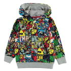 MARVEL AVENGERS:2017 HOODY ,2/3,3/4,4/5,5/6,7/8,9/10,11/12YR,NEW WITH TAGS