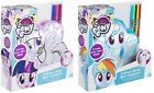 My Little Pony Colour Your Own Cushion Kids Girls Art Craft Creative Toy Gift