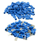 50 Pairs Female Male Terminals Insulated Spade Electrical Wire Connectors Kits