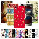 For HTC Desire Eye M910X 818 Christmas Plastic Case Cover 2018 New Year Tower