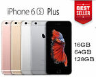 (NEW SEALED BOX) APPLE IPHONE 6s/6 Plus 4G LTE UNLOCKED Grey Silver Gold  AUAU