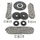 1994+%2D+1996+Polaris+Sportsman+400+4x4+O+Ring+Chains+%26+Complete+Sprocket+Set