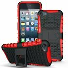 Armour Heavy Duty Shockproof Case Cover For Apple iPod Touch 5th 6th Generation <br/> *3 FREE GIFTS* FITS both iPod Touch 5G 6G 5th 6th Gen