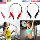 Wireless Running Sports Bluetooth Headphones Headset Stereo Earphone for Android