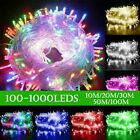 RGB !960LED IN/Outdoor Decoration 3.5m Droop Curtain Icicle String Led Light
