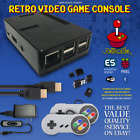 #1 Raspberry Pi 3 Retro Video Game Console - RetroPie PixelPC Media Center NEW!!