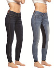 Goode Womens Denim Jean Breech Rider Full Seat Horse & Equestrian Jodhpur Pants