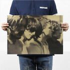 Pop-Musik Rock Band Sterne Retro Kraftpapier Poster Bar Pub Wall Decor