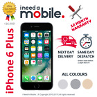 Apple iPhone 6 Plus -16GB 64GB 128GB - Unlocked - All Networks - Various Colours