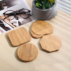 Wireless Qi Charger Bamboo Wood Mat Pad For Apple iPhone8/8 Plus iPhoneX S7 LK