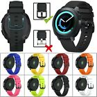 Soft Silicone Replacement Strap Band For Samsung Gear Sport SM-R600 Smart Watch