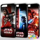 STAR WARS Phone Case Cover Last Jedi Rey Poster for iPhone Samsung Hard/Rubber £5.45 GBP