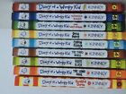 Lot of 9 Diary of a Wimpy Kid Paperback Books - BRAND NEW