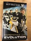 PITTSBURGH PEGUINS NHL Stanley Cup MEDIA GUIDE Yearbook Program Crosby 2006-07
