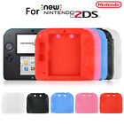 Soft Silicone Rubber Gel Skin Case Protective Cover Skin for Nintendo 2DS