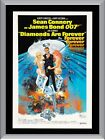 Diamonds are Forever A1 To A4 Size Poster Prints $17.95 AUD on eBay
