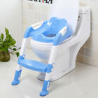 baby potty training - Baby Kids Training Toilet Potty Trainer Seat Chair Toddler Ladder Step Up Stool