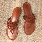 Tory Burch Miller Sandals Women Brown Color Sizes 6, 7, 8, 9 (NEW in BOX)